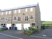 MODERN 3-STOREY 3 BED TOWN HOUSE GARAGE GARDEN AND VIEWS, SMALL CUL-DE-SAC DEVELOPMENT OF 16 HOUSES