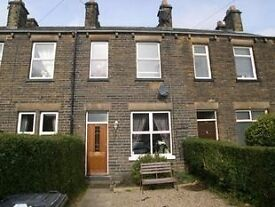 Unfurnished 3 bed terrace £550pcm- available from April