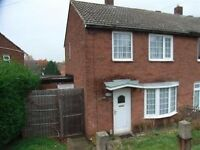 2 bedroom house in Yew Tree Road, Rugeley, WS15