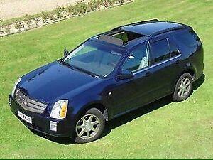 2006 Cadillac SRX Cuir VUS
