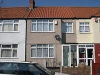 Newly Refurbished 3/4 Bedroom House Located within 10 minutes walk to Mitcham Eastfields station