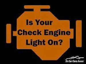 Check Engine Light On? - Diagnostic - $5.00 only