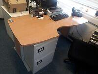 Large Desks (tan)