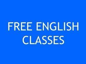 FREE ENGLISH LESSONS - ADULTS - LONDON E17