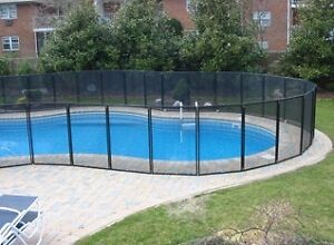 POOL SAFETY FENCE $14.95 a foot