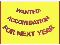 3 FEMALES SEEKING ACCOMMODATION - 2 THIRD YEAR STUDENTS AND 1 YOUNG PROFESSIONAL