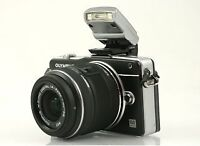 Olympus EPM2 m43 PEN mini with 14-42 lens