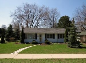 Port Elgin Bungalow For Rent, clean and nicely furnished