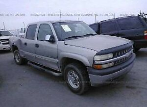Wanted: Chevy 1500 99-01 front passenger partss