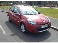 Renault Clio Dynamique TomTom Red