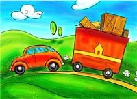 MISSISSAUGA MOVERS GET YOUR TRUCK IN AN HOUR CALL 647-808-1234