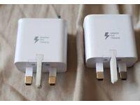 Samsung adaptive fast charging plug