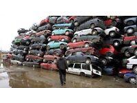 Scrap cars vans mot failures non runners spare repair wanted