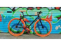 Mint no logo Single speed road bike