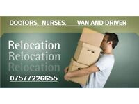 van and driver cardiff 07577226655