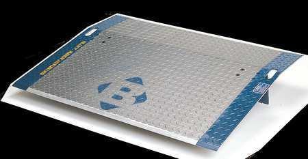 BLUFF A3624 Dockplate,Aluminum,4720 lb,24 x 36 In