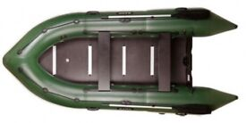 Bark BN-390S brand new inflatable boat with Keel and rigid floor