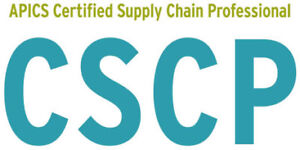 Certified in Supply Chain C S C P