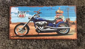 Motorcycle Art on Canvas Moggill Brisbane North West Preview