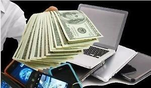 TOP  Cash  For  Your  iPhone 6, 6S, 7  iPad 2, 3, 4, Air - INSTANT CASH - WE COME TO YOU