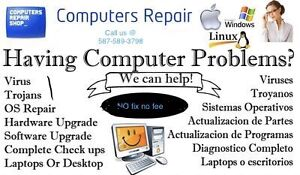 Cheap and professional computer repair call us @ 5875893798