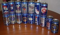 1988 Winter Olympic Collectible Beer Cans & Bottle Caps