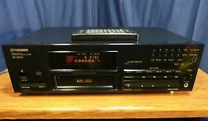 Quality Multi Disc Cartridge Stereo CD Player