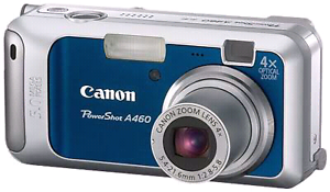 Canon Powershot A460 - $35 Fisher Weston Creek Preview