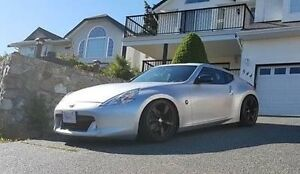 2011 Nissan 370Z Coupe Coupe (2 door)