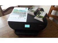 HP Envy 5540 All-in-one Wireless Printer Touch Screen and Photo Tray + 2 x spare cartridges