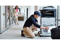 Printer Repair Service UK Zebra HP Brother Xerox Tally Microplex Oki & More