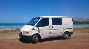 Ford Transit Van /3seat Rockhampton Rockhampton City Preview