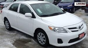 2013 Toyota Corolla CE_HEATED_SEATS_ECONOMICAL_RELIABLE