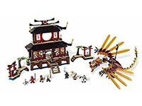 Lego Ninjago 2507 Fire Dragon & Fire Temple