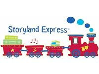 Storyland Express Session Leader - 0 to 5 year olds interactive storytelling with music & movement