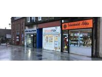 Gift and tabacco shop bussiness for sale leasehold