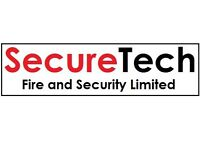 FIRE AND SECURITY ENGINEERS REQUIRED
