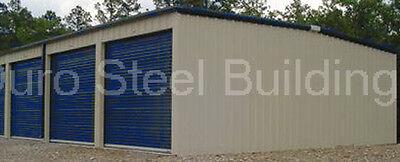 Duro Self Mini Storage 40x60x8.5 Metal Prefab Steel Building Structure Direct