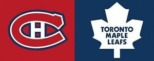 CANADIENS VS TORONTO REDS/GREYS APRIL6TH