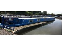 55ft Colecraft Traditional Boat for sale at Leicester Marina