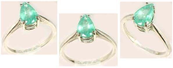 Emerald Ring 1ct Antique 19thC Ancient Babylon Gem Market Ancient