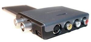 MEDION TV-Tuner 7134 PCMCIA DVB-T/TV/FM/Video mit Zub.