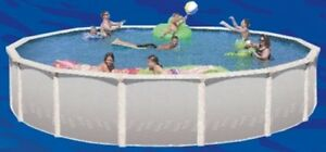 HOLIDAY SPECIAL BRAND NEW IN BOX 21FT ROUND POOL