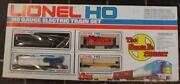 Lionel HO Train Set