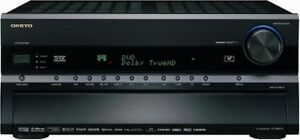 Onkyo TX-SR876 7.1 Channel Home Theater Receiver (Black)