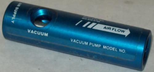 Vaccon Max J Cylindrical Ventury Vacuum Pump Js-300