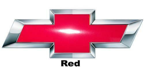 Red Chevy Bowtie Parts Amp Accessories Ebay