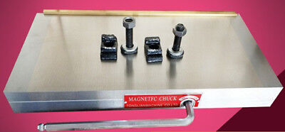 100175mm Surface Grinder Permanent Magnetic Chuck Fast Shipping
