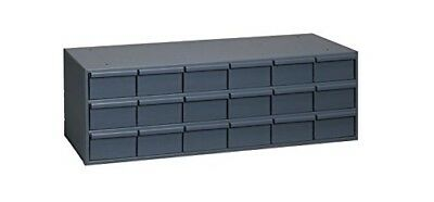 New Durham 18 Drawer Cabinet 005-95 Parts Storage Steel Modular Organize Bins