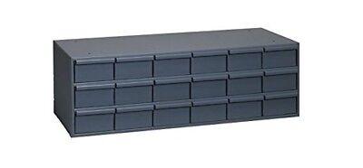New Durham 18 Drawer Cabinet 005-95 Parts Storage Steel Modular Organize Bins